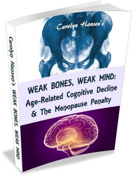 weak bones, weak mind